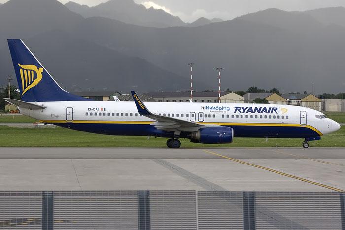 EI-DAI B737-8AS 33547/1271 Ryanair @ Milano Malpensa Airport 07.2009  © Piti Spotter Club Verona