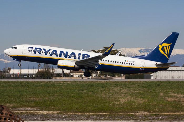 EI-EBY B737-8AS 35006/2886 Ryanair @ Bologna Airport 22.03.2013 © Piti Spotter Club Verona