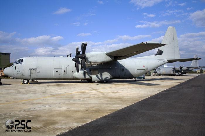 MM62196  46-62  C-130J-30  5550  50° Gruppo TM @ Aeroporto di Verona   © Piti Spotter Club Verona