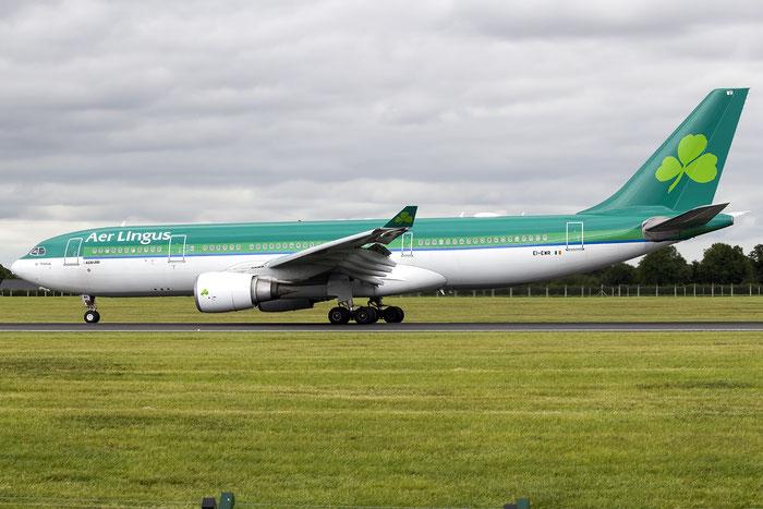 EI-EWR A330-202 330 Aer Lingus @ Dublin Airport 14.08.2016 © Piti Spotter Club Verona