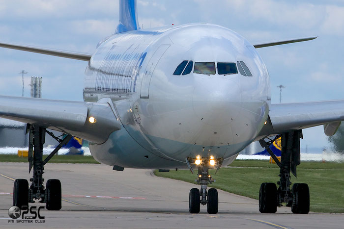 G-OMYT A330-243 301 Thomas Cook Airlines @ Manchester Airport 13.05.2014 © Piti Spotter Club Verona