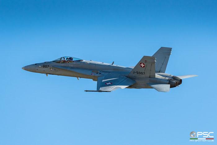 J-5007   F/A-18C-48-MC  1335/SFC007 © Piti Spotter Club Verona