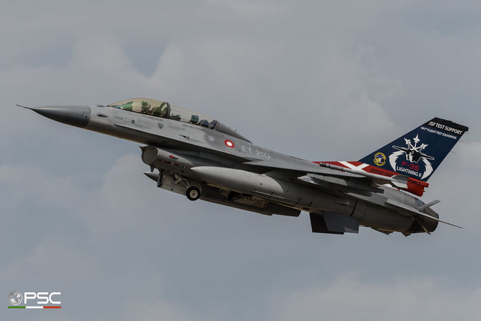 ET-210   F-16BM  6G-7 © Piti Spotter Club Verona
