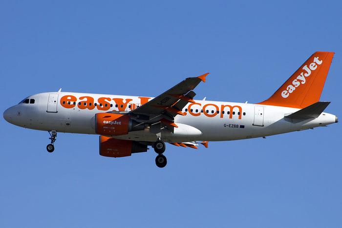 G-EZBB A319-111 2854 EasyJet Airline @ Venezia Airport 24.09.2014 © Piti Spotter Club Verona