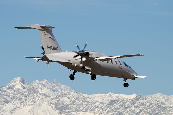 I-DARC P180 1184 Compagnia Aeronautica Italiana @ Aeroporto di Bolzano © Piti Spotter Club Verona