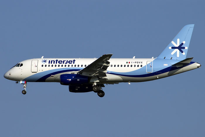 I-PDVX Sukhoi Superjet 100-95B; Serial #: 95038 @ Venezia Airport 14.08.2014 © Piti Spotter Club Verona