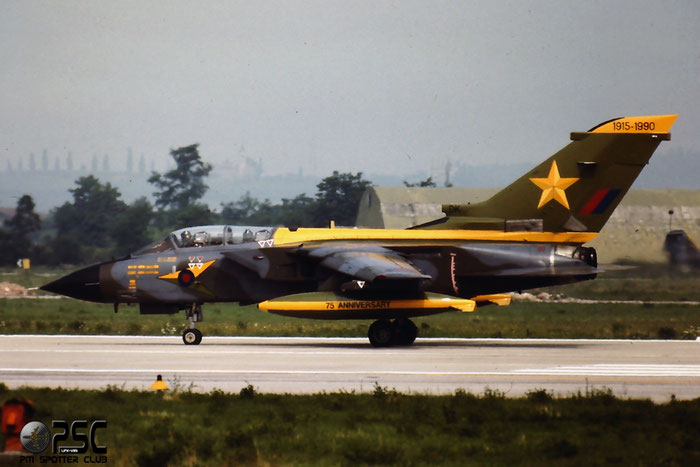 ZA461   Tornado GR4  269/BS091/3127 @ Aeroporto di Verona   © Piti Spotter Club Verona