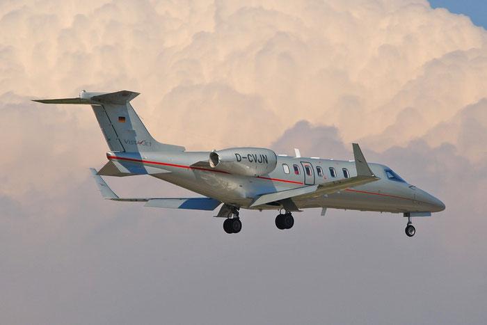 D-CVJN Learjet 40 45-2091 Air Executive Charter GmbH @ Aeroporto di Verona   © Piti Spotter Club Verona