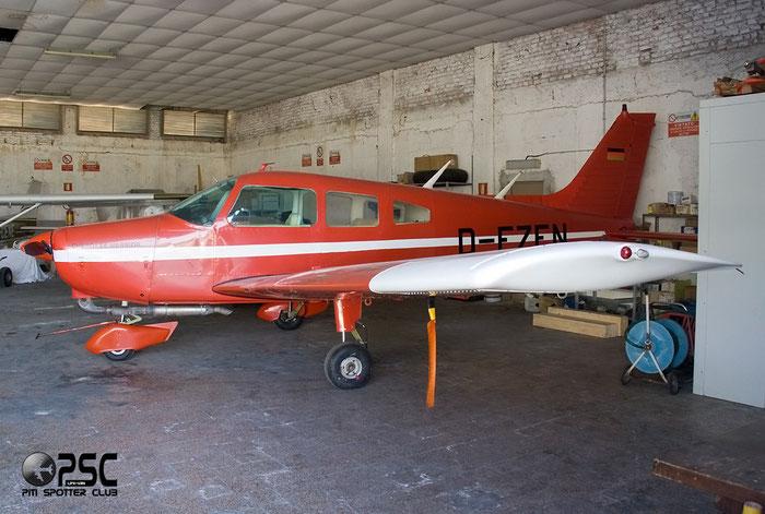 D-EZEN Piper PA-28-181 Archer 3 P28A @ Aeroporto Verona Boscomantico © Piti Spotter Club Verona