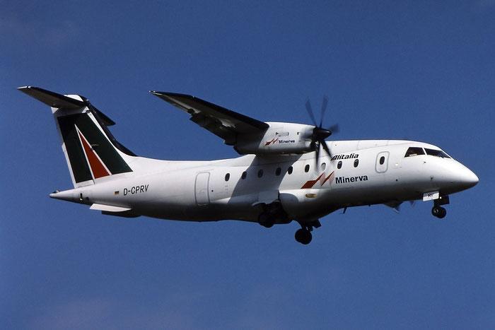 D-CPRV Do328-110 3093 Minerva Airlines @ Aeroporto di Verona - © Piti Spotter Club Verona