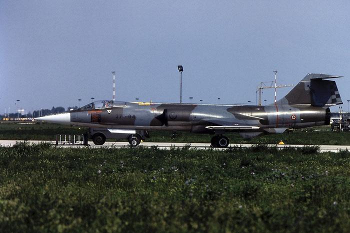 MM6913  37-04  F-104S-ASA  1213 © Piti Spotter Club Verona