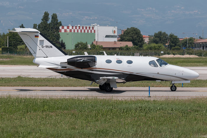 D-IRUN Ce510 510-0424 CCF Manager Airline @ Aeroporto di Verona 22.05.2017  © Piti Spotter Club Verona