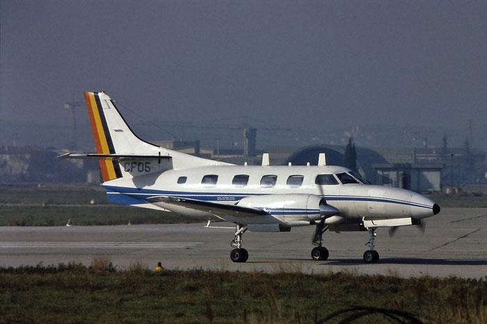 CF05   SA226T  T-265 @ Aeroporto di Verona   © Piti Spotter Club Verona