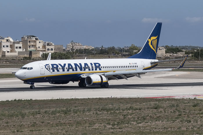 EI-EME B737-8AS 35029/3254 Ryanair @ Malta Airport 08.2015 © Piti Spotter Club Verona
