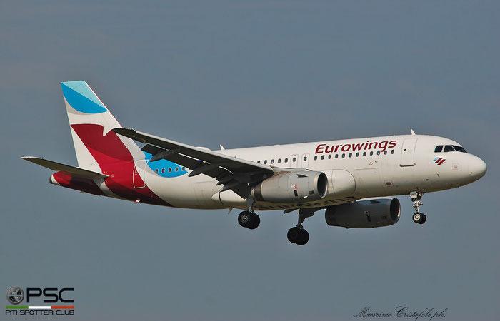 D-AGWZ  A319-132  5978  Eurowings  @ Aeroporto di Verona 09.2021 © Piti Spotter Club Verona