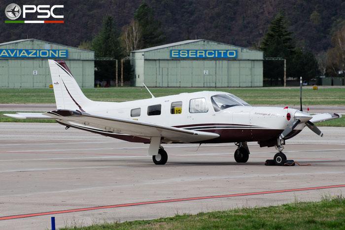 N3120T - Private Piper PA-32 Saratoga @ Aeroporto di Bolzano © Piti Spotter Club Verona