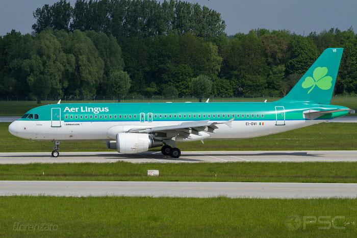 EI-DVI A320-214 3501 Aer Lingus @ Munich Airport 15.05.2016  © Piti Spotter Club Verona
