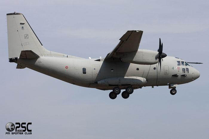 MM62225  46-90  C-27J  4136  98° Gruppo TM @ Aeroporto di Verona   © Piti Spotter Club Verona