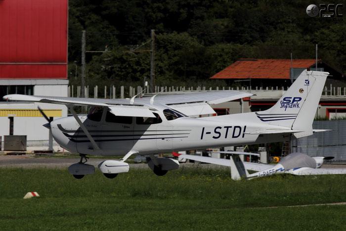 I-STDI Cessna 172S C172 172S9382 @ Aeroporto di Trento © Piti Spotter Club Verona