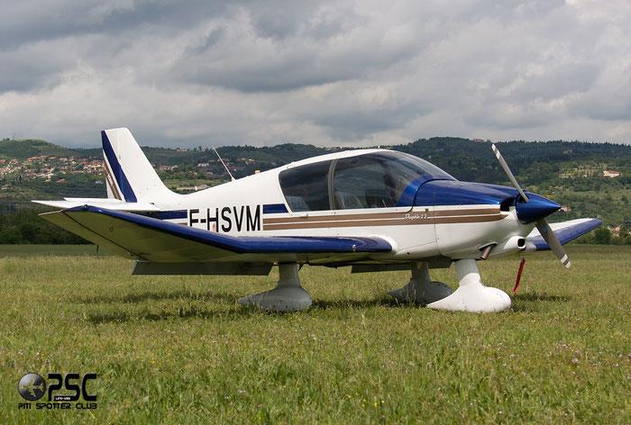 F-HSVM - Jodel DR1050 Ambassadeur @ Aeroporto Verona Boscomantico © Piti Spotter Club Verona