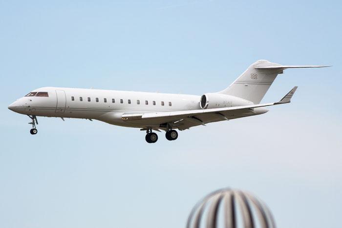 N1AR Global Express 9061 Al Rushaid Aviation Ltd. @ Venezia Airport 02.06.2013 © Piti Spotter Club Verona