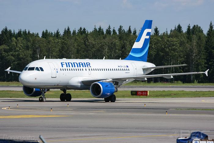 OH-LVL A319-112 2266 Finnair @ Helsinki Airport 2008 © Piti Spotter Club Verona