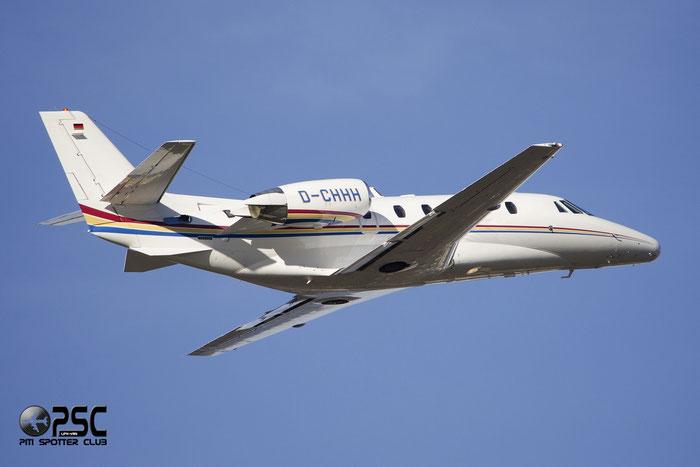 D-CHHH Ce560XLS 560-5674 Augusta Air GmbH @ Aeroporto di Bolzano © Piti Spotter Club Verona