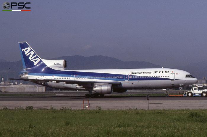 JA8508 L-1011-1 193P-1099 ANA - All Nippon Airways © 2018 courtesy of Marco Ceschi - Piti Spotter Club Verona