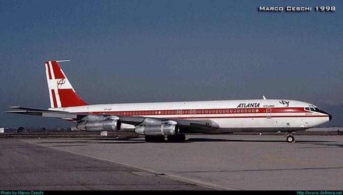 TF-IUC  B707-344B  19133/538  Air Atlanta Icelandic @ Aeroporto di Verona © Piti Spotter Club Verona