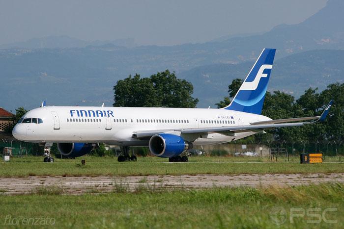 OH-LBV B757-2Q8 30046/1006 Finnair @ Aeroporto di Verona 2009  © Piti Spotter Club Verona