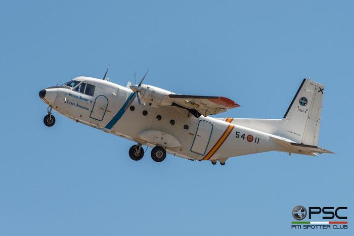 T.12D-74  54-11  CASA 212-200  301  Cuatro Vientos © Piti Spotter Club Verona