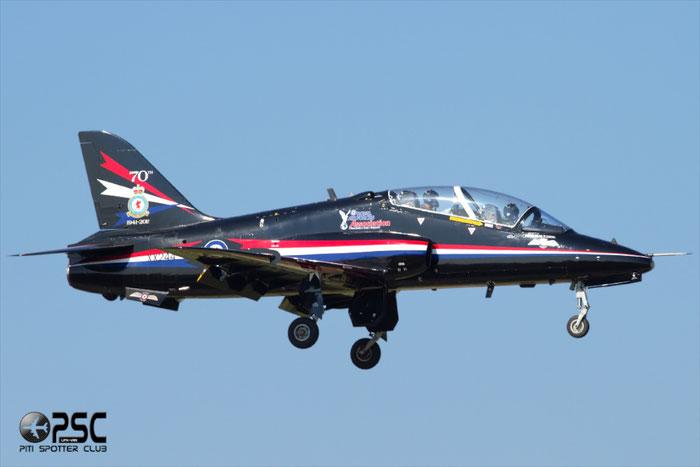 XX244   Hawk T1  312080/080  Shawbury  © Piti Spotter Club Verona