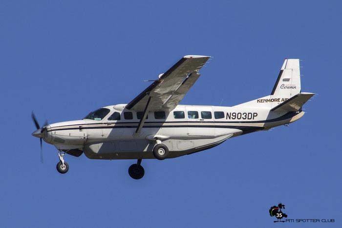 N903DP 1999 CESSNA 208B @ Boeing Field Airport 22.09.2015 © Piti Spotter Club Verona