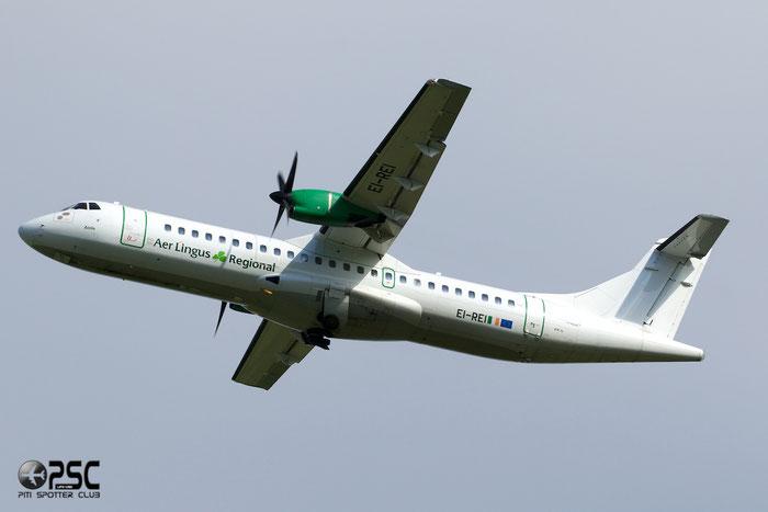 EI-REI ATR72-201 267 Stobart Air  opf Aer Lingus Regional @ Manchester Airport 13.05.2014 © Piti Spotter Club Verona