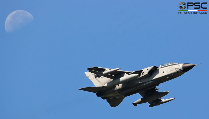 MM7054  6-100  Tornado ECR MLU RET8  436/ECR07/5063 @ Aeroporto di Verona © Piti Spotter Club Verona