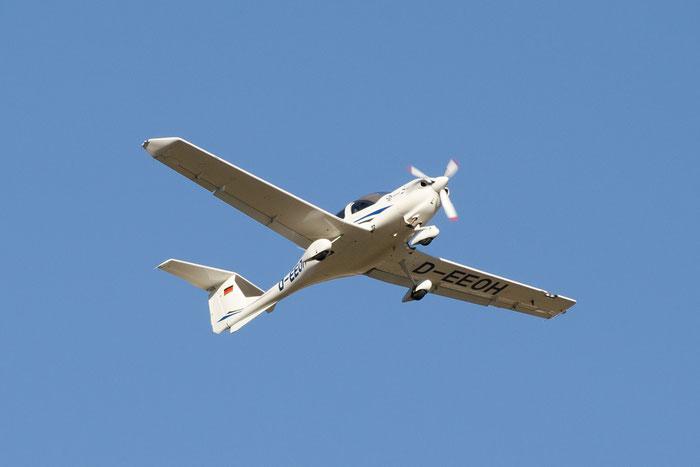 D-EEOH Diamond Aircraft Industries DA-40 Diamond Star DA40 40.014 @ Aeroporto di Bolzano © Piti Spotter Club Verona