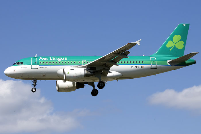 EI-EPU A319-111 3102 Aer Lingus @ London Heathrow Airport 13.05.2015 © Piti Spotter Club Verona
