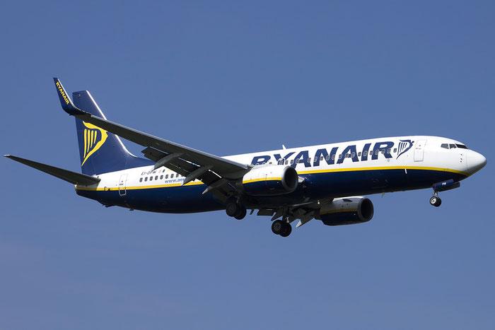 EI-DPW B737-8AS 35552/2263 Ryanair @ Treviso Airport 05.10.2014 © Piti Spotter Club Verona