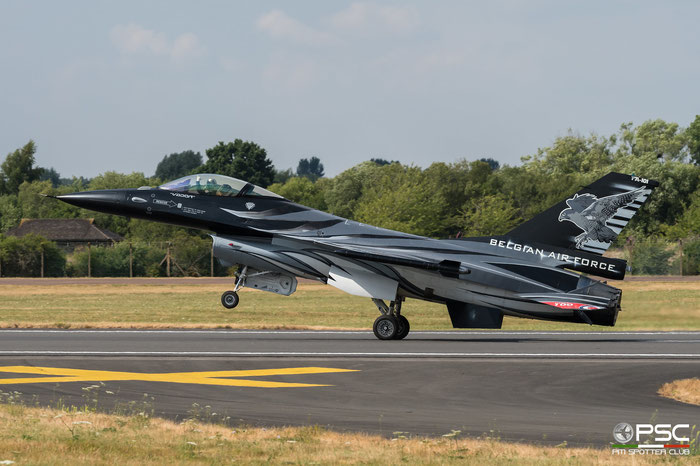 FA101   F-16AM  6H-101  2w © Piti Spotter Club Verona