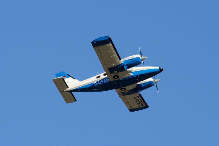 D-GPAN Piper PA-34-220T Seneca V PA34 3449208 @ Aeroporto di Bolzano © Piti Spotter Club Verona