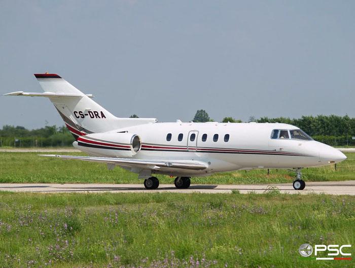 CS-DRA BAe125-800XP 258686 NetJets Europe @ Aeroporto di Verona 23.06.2007  © Piti Spotter Club Verona
