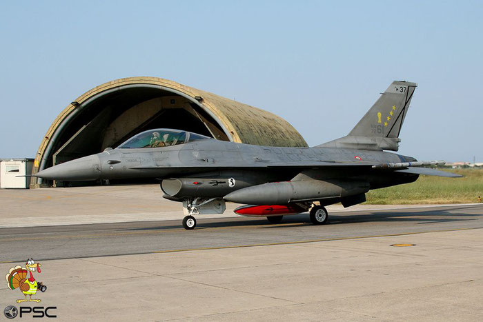 MM7261   F-16A-15-CF ADF  M22-26/61-594 © Piti Spotter Club Verona