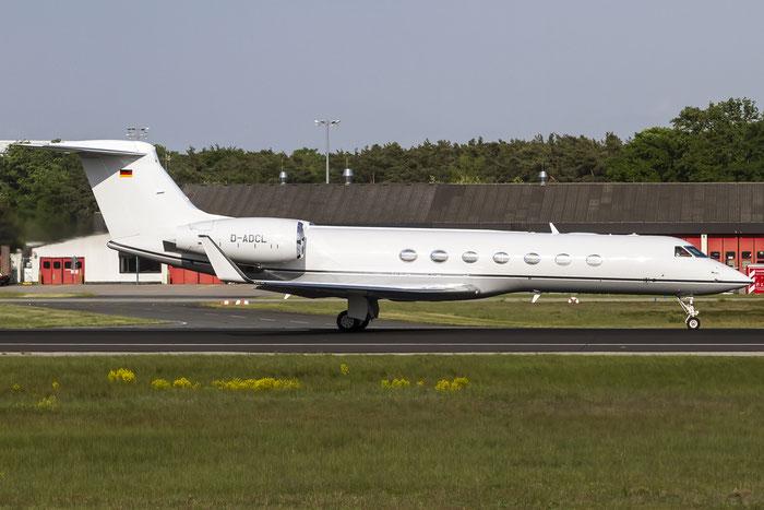 D-ADCL G550 5435 DC Aviation GmbH @ Frankfurt Airport 08.05.2015 © Piti Spotter Club Verona
