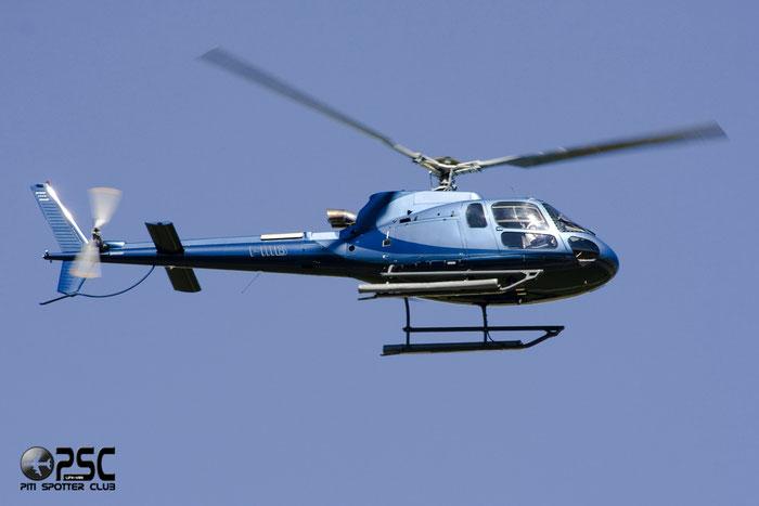 I-IIIB  Eurocopter AS350B3 Ecureuil ( c/n 3898 ) - mfg: 2005  @ Aeroporto di Verona © Piti Spotter Club Verona