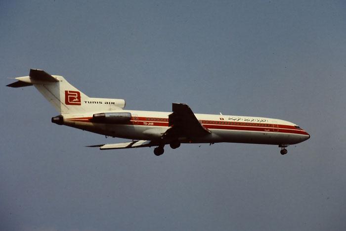 TS-JHR  B727-2H3  21179/1171  Tunisair   @ Aeroporto di Verona © Piti Spotter Club Verona