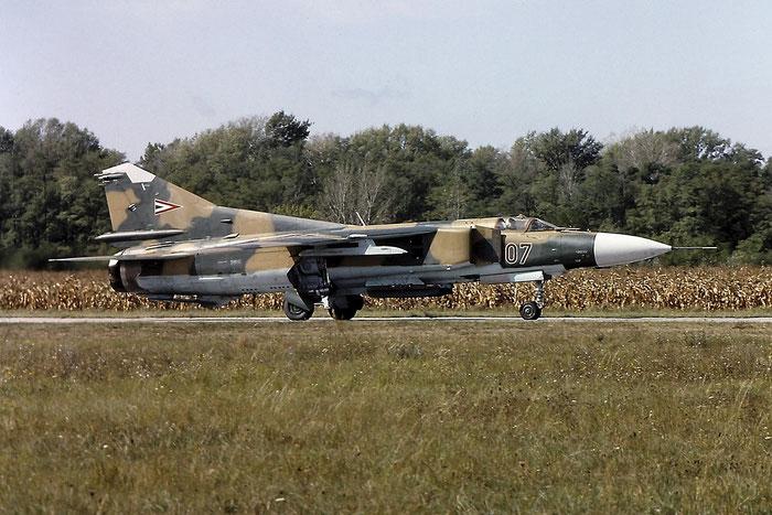 07   MiG-23MF  0390217166/12406  Kecel © Piti Spotter Club Verona