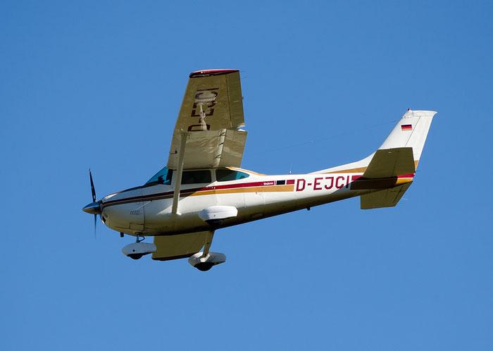 D-EJCI Reims Aviation F182P Skylane C182 0019 - Private @ Aeroporto di Bolzano © Piti Spotter Club Verona