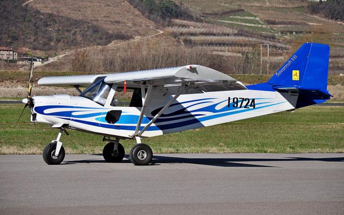 I-9724 @ Aeroporto di Trento © Piti Spotter Club Verona