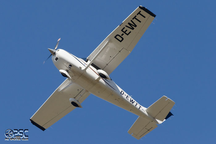 D-EWTT Cessna T182T C182 T18208877 @ Aeroporto di Bolzano © Piti Spotter Club Verona