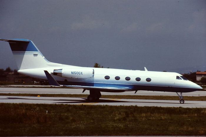 N150GX  G-III  318  Private @ Aeroporto di Verona - © Piti Spotter Club Verona
